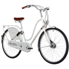 Electra Amsterdam Royal 8i Ladies pearl white